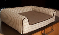 Dog Bed - Therapeutic Memory Foam Dog Bed