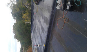 Flat roof and shingle especialist