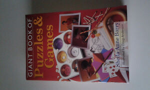 Book of Puzzles and Games
