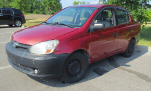 2004 Toyota Echo Parts For Sale!