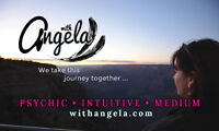 Psychic Intuitive Medium- Angela