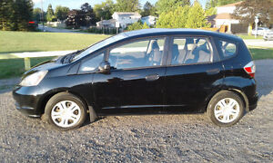 2009 Honda Fit DX-A Hatchback