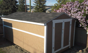 Large Used Shed 18.5 x 10 x 8