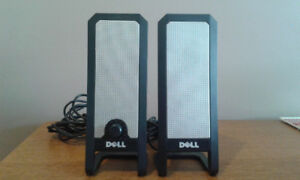 Dell USB desktop speakers