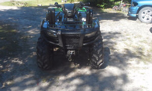 06 KINGQUAD 700 UP FOR TRADES