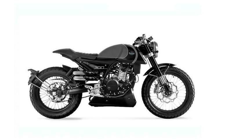 FB Mondial HPS 300 - 300cc Liquid Cooled Cafe Race, Classic Retro  Motorcycle   in Bristol   Gumtree
