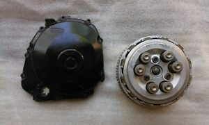 2005 2006 GSXR1000 Clutch Cover $110 (fits 01-08 GSXR1000)