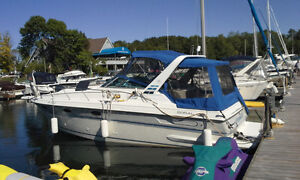 BOAT TOPS - CUSTOM COVERS - UPHOLSTERY  & repairs!