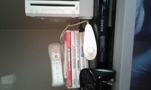 Wii system..adult used