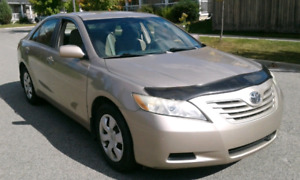 Extremely clean Toyota Camry 2007 LE LOW kms E-tested!!