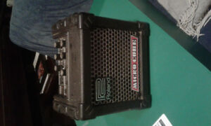 Roland Micro-Cube Battery Powered guitar amp