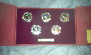 bejing olympic coins