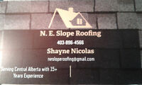 Roofing and wind repair