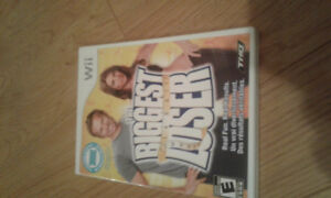 The Biggest Loser Wii Game