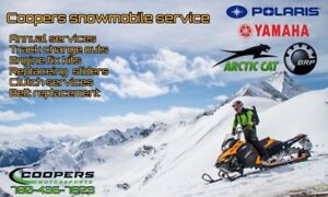The SNOW GODS called and it is coming, book your sled in!
