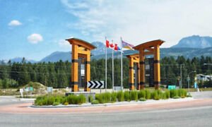 Highway Commercial Property for Sale Golden BC   2 Acres