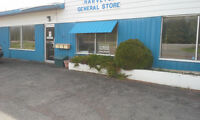 Fundraising for the Dorion General Store