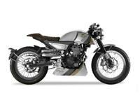 Mondial hps mondial ltd 125cc,euro 4 injected,2020 new,6.9% APR. £64.87 MTH