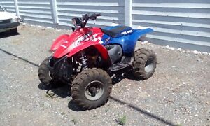 Well maintained Polaris Scrambler