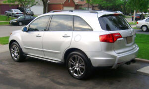 2010 Acura MDX Tech SUV, Crossover LOW KM