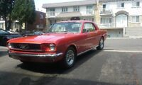 1966 Ford Mustang - 302 BOSS V8 engine, A MUST SEE!!