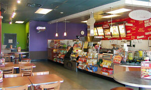 """Auction Alert ! Formerly """"Quiznos"""" Restaurant / Take-Out, Oct.26"""
