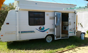 Caravan 2004 Jayco Freedom Pop top Whyalla Whyalla Area Preview