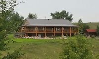150.22 ACRES WITH A HOME AND AN INCOME WITH THE  POTENTIAL FOR