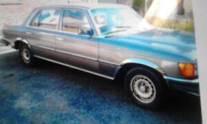 Mercedes 1979
