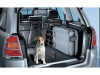 Dog Guard / Boot splitter for Vauxhall Zafira