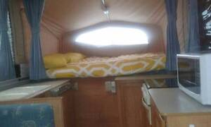 2002 Jayco Outback Dove Montmorency Banyule Area Preview