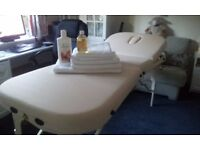 Experienced Male Masseur offers relaxation massage