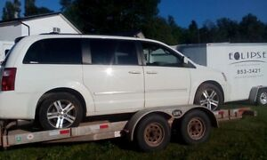 2009 Dodge Caravan Minivan, Van PARTING OUT