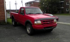ford ranger 4x4   1999