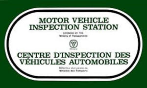SAFETY INSPECTION - UBER  INSPECTION- 905 230 3131
