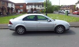 Ford Mondeo Zetec 1.8 REDUCED + Freebies (Audio; Motor Oil; Bulb Kit)