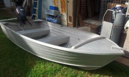 Stacer 3.1 m with 5 hp Yamaha Lindfield Ku-ring-gai Area Preview