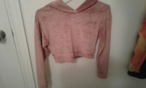 Suede Fabric Small & XS outfit for sale