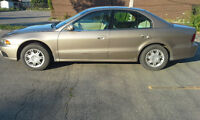 As Brand New Mitsubishi GALANT, 80KM, OneOwner, Very Clean, Rare