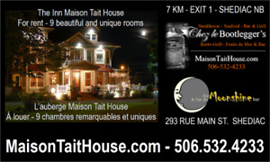 Stay with us - Maison Tait House