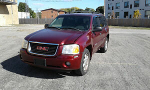 2003 GMC Envoy 4x4 SUV saftied and e tested + remote start