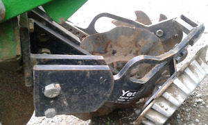 Yetter trash whippers / no-till coulter's