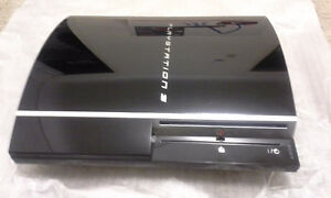 PS3 Gaming System. Like new. In the original box. Backward compa