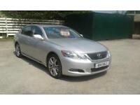 2008/08 Lexus GS 450h HYBRID 3 OWNERS FSH LONG MOT