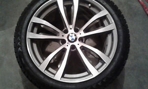 tire and wheel for bmw x5 or x6
