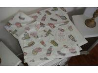 Cath Kidston (2 piece) Guest Towel & Flannel