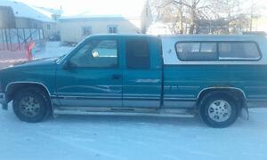 1998 Chevrolet C/K Pickup 1500 Pickup Truck