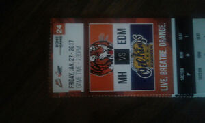 Tigers game tickets