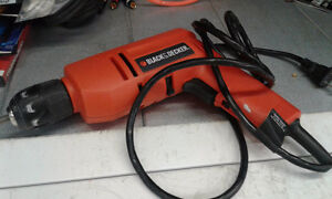 ELECTRIC DRILL, COMPLETE DRILLSET,POWER CABLES, POWER BAR(s)