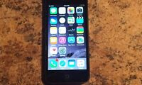 Iphone 5 16gb with bell